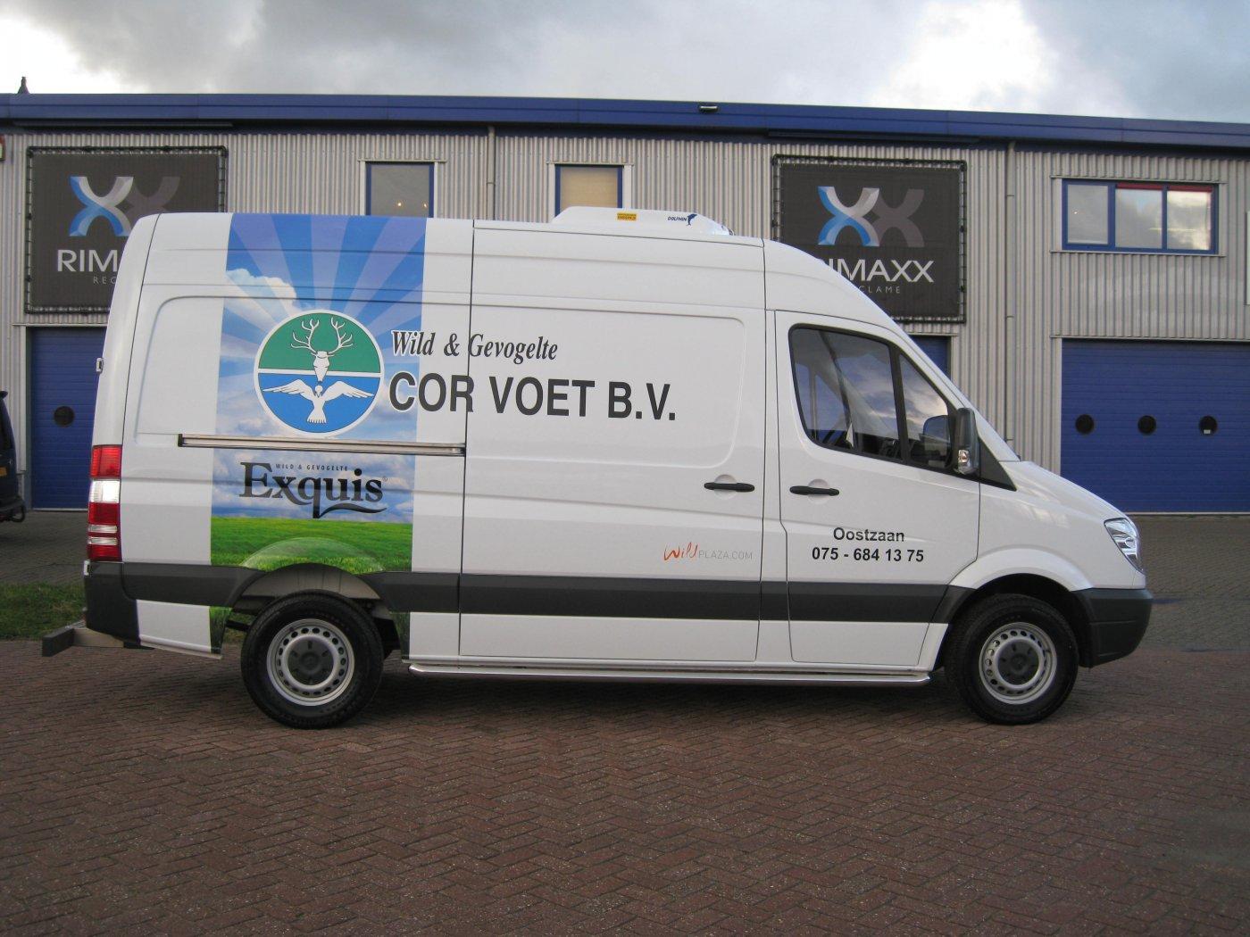 Cor Voet koelwagen