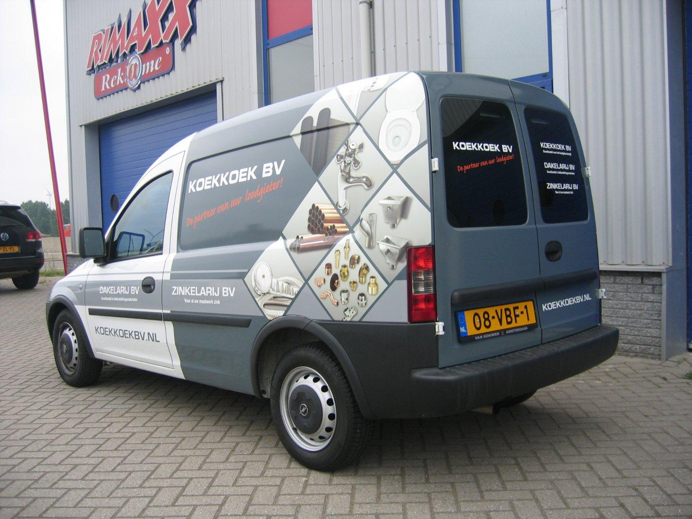 Koekkoek Montagewagen