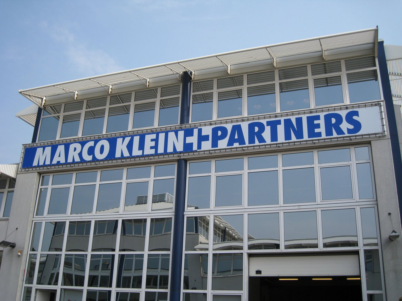 Marco Klein Geveldoek