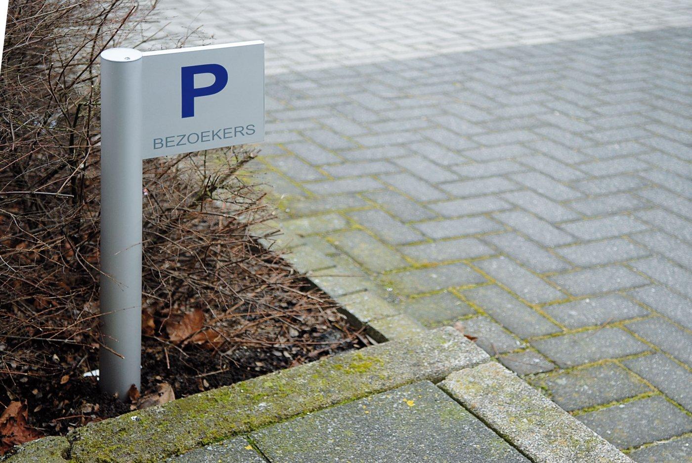 Parkeerborjes
