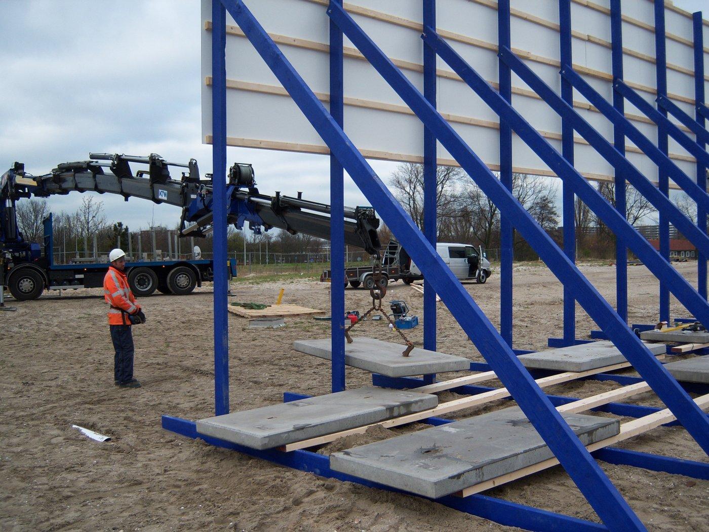 Constructie Noorderbreedte
