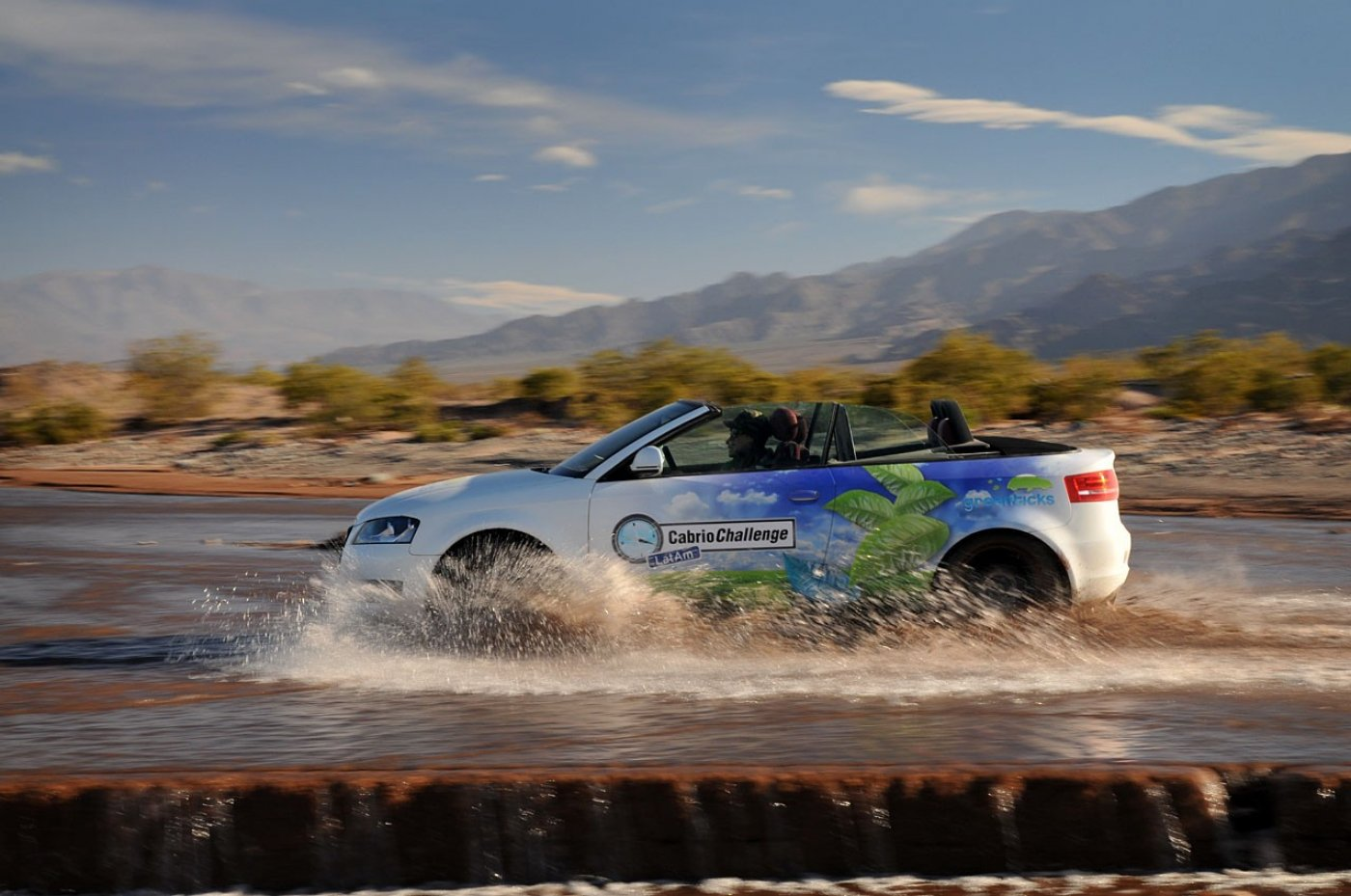 Cabrio Challenge Latijns Amerika