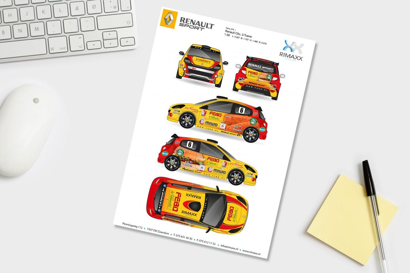 Renault clieo alt test