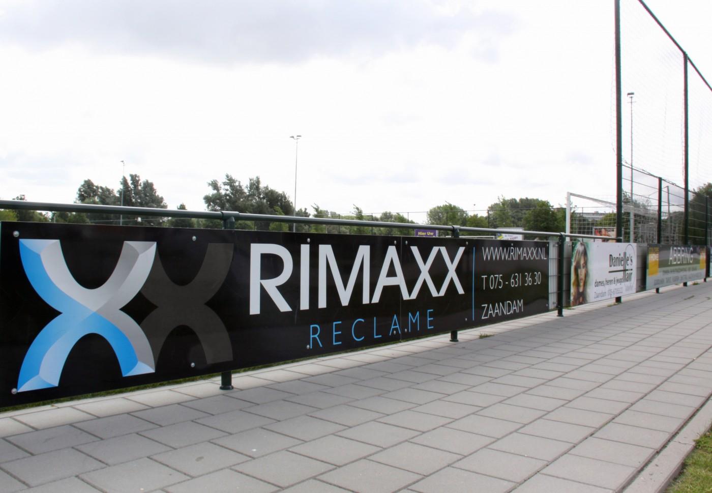Sponsorbord Rimaxx